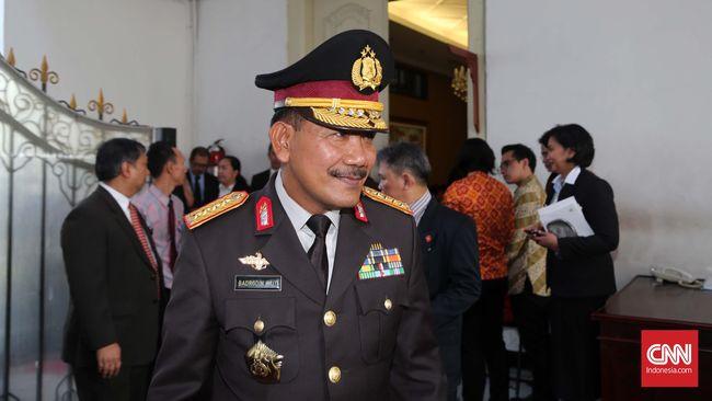 Kapolri: Benny Wenda Bukan Dalang Penyerangan Polsek Sinak