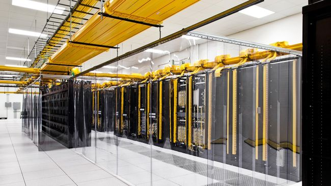 Revisi PP 82 Diklaim Tak Pengaruhi Bisnis Data Center Alibaba