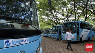 Kemenhub Nego Jangka Investasi Skema Beli Layanan BRT
