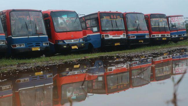 Gaikindo Dukung Pembatasan Usia Angkutan Umum
