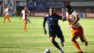 Hamka Hamzah Resmi Gabung Sriwijaya FC Pekan Depan