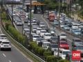 Jasa Marga: 600 Ribu Kendaraan Mengarah Jakarta Hingga Minggu