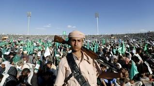Saudi Sebut Kembali Cegat Drone Pemberontak Houthi