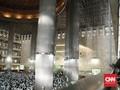 Anggaran Habis, Pengurus Masjid Istiqlal Belum Terima THR