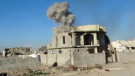Dari Ruang Tamu, Warga Irak Menyebarkan Pesan Kedamaian