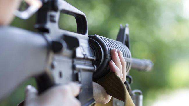 Kelompok Egianus Kogoya Rampas Senjata TNI-Polri di Papua