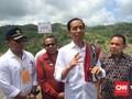 Jokowi Perintahkan Bendungan Rotiklot Selesai dalam 3 Tahun