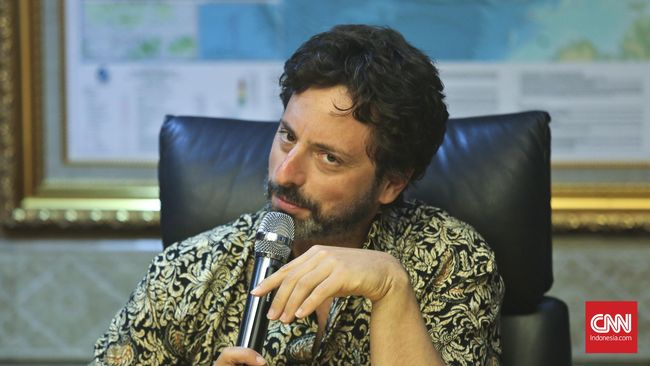 Kagumi Gojek, Pendiri Google Mau Coba Pesan GoMassage