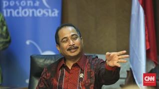 Pariwisata Indonesia Melesat Paling Tinggi se-Asia Tenggara