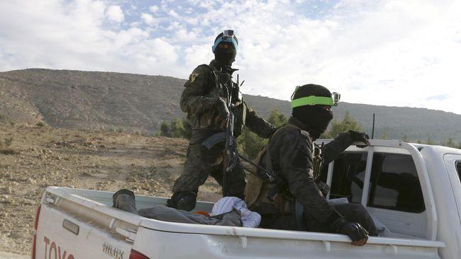 Mozambik Adili Ratusan Militan Islam di Negaranya