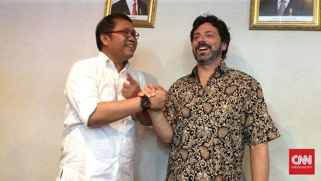 OTT Harus Kelihatan 'Batang Hidungnya' di Indonesia