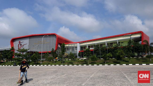 Jelang Asian Games, Kompleks Jakabaring Disebut Rawan Maling