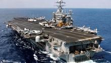 2 Kapal Perang AS Berlayar di Laut China Selatan, China Marah