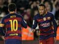 Barca Tutup 2015 dengan Kemenangan