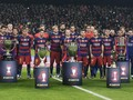 Potret Terbaik Kemenangan Barcelona di Akhir Tahun 2015