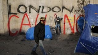 Terowongan Tua di London Diubah Jadi Galeri Seni