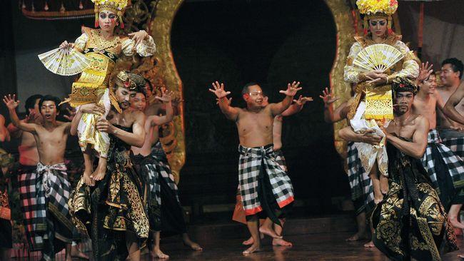 Jejak Terakhir Sanghyang Dedari, Tari Sakral di Bali