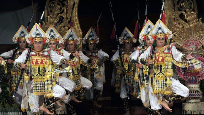 Pelestarian Tari Sanghyang Dedari Lewat Wisata Budaya