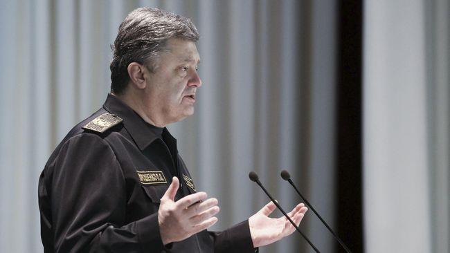 Ukraina Terancam Perang Terbuka Dengan Rusia