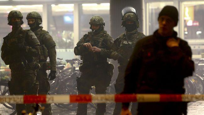 Militan Irak dan Suriah Rencanakan Serangan di Jerman