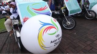 Dishub DKI Siapkan Rp35,39 M untuk Motor Pengawal Asian Games