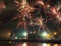 Pesta Kembang Api Kuta Dipindah ke Bibir Pantai