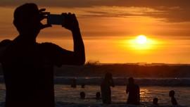 Tebing Pantai Ngungap Gunung Kidul Ditutup untuk Wisatawan