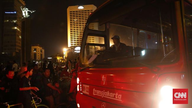 Tak Semua Bus Hibah dan APTB Beroperasi di Jalur Transjakarta