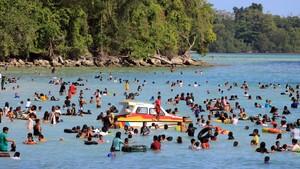 Pasar Salamoeli Maluku Kian Atraktif Gaet Wisman