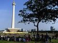 Dilarang Beroperasi di Monas, Kusir Delman Mengadu ke Sandi
