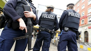 Kepolisian Jerman Gerebek 30 Markas Gerakan Ekstrem Kanan