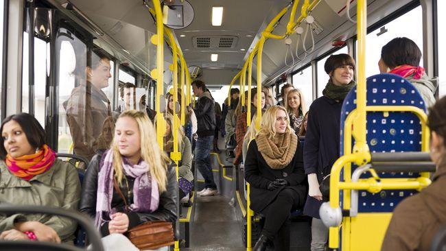 10 Cara Tetap Nyaman dalam Bus