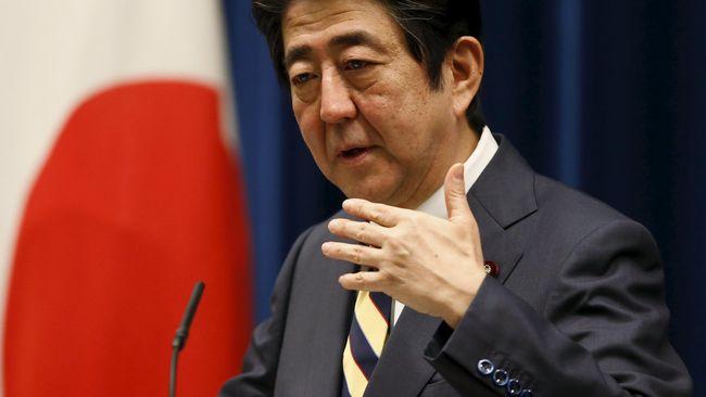 Telepon Trump, PM Jepang Bicarakan Ancaman Korut