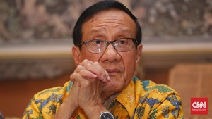 Akbar Tanjung Takut Golkar Tak Dapat Kursi DPR karena Setnov