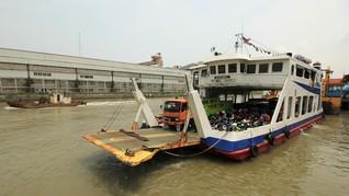 Kapal RoRo Jumbo Siap Beroperasi Di Pelabuhan Merak 2018