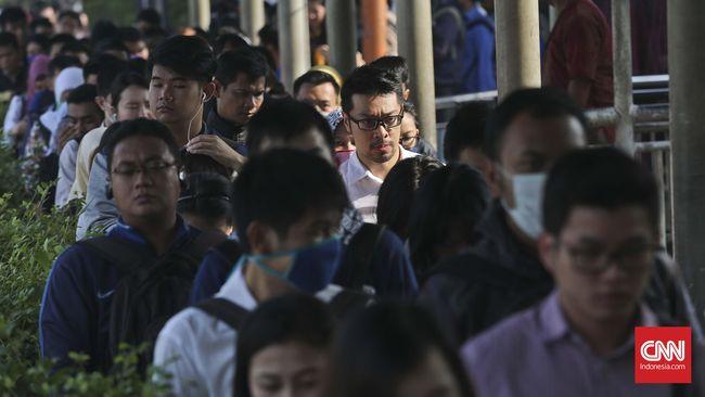 Banyak Pengangguran, Jokowi Gagal Manfaatkan Demografi