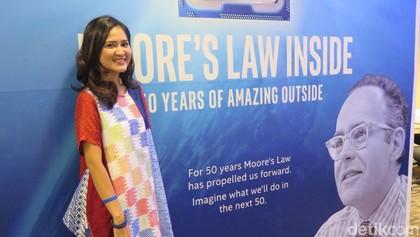 Dhyoti Basuki Jatuh Hati pada PR, Profesi yang Sering Dituding Jual Tampang