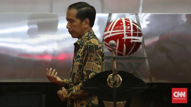 Sejarah Anomali dan Catatan Merah di Lantai Bursa Era Jokowi