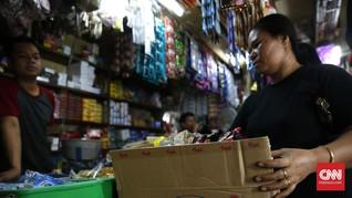 BPS Catat Inflasi Juni 0,69 Persen