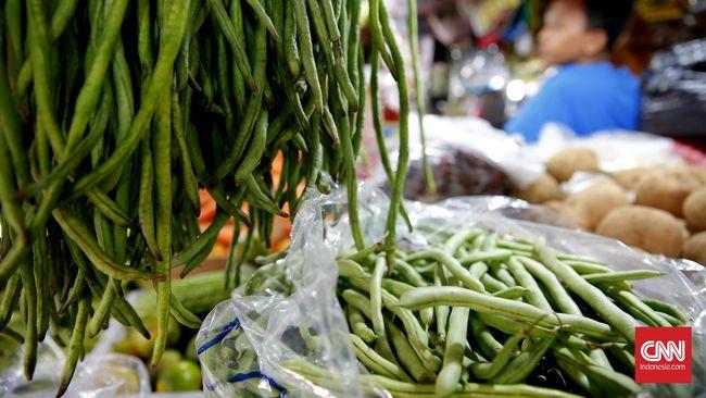 Harga Stabil Tak Mampu Bikin Pasar Ramai di Awal Ramadan