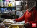 Makanan dan Rokok Dorong Inflasi Februari 0,17 Persen