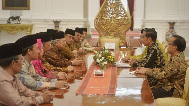 MUI: Ada 300 Lebih Aliran Sesat di Indonesia