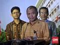 Pimpinan KPK Sambangi KY Bahas Penanganan Korupsi