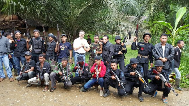 Rangkul Separatis, Pemerintah Indonesia Tawarkan Amnesti