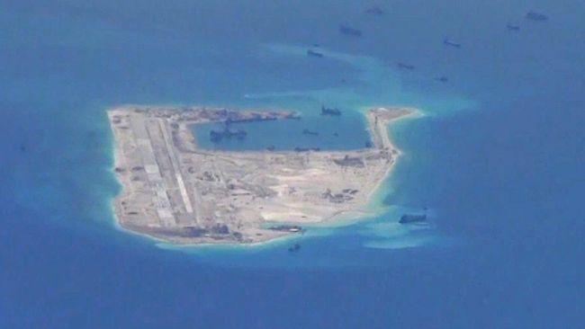 Sengketa Laut China Selatan dan Kabar Poros Maritim Jokowi