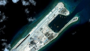 China Pasang Rudal di Kepulauan Spratly Laut China Selatan