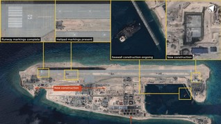 Vietnam Akan Gunakan Satelit India untuk Awasi China