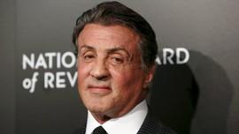 Disebut Meninggal, Sylvester Stallone: Saya Masih Hidup
