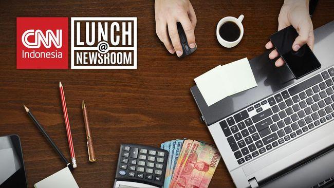 Lunch at Newsroom: Merintis Bisnis Digital