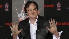 Quentin Tarantino 'Hadapi' Pembobol Rumah